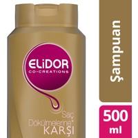 Elidor Şampuan Saç Dökülmelere Karşı Çözüm 500 ML