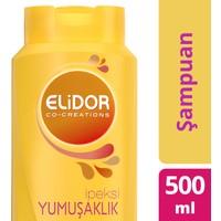 Elidor Şampuan İpeksi Yumuşaklık 500 ML