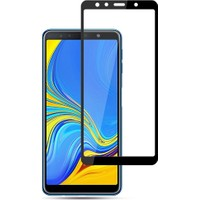 Ally Samsung Galaxy A7 2018 3D Full Kaplama Cam Ekran Koruyucu