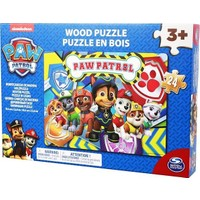 Nickelodeon Wood Puzzle Paw Patrol