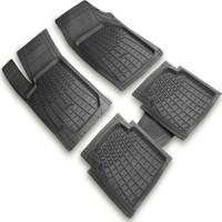 Ntr Seat Toledo 1999-2004 3D Havuzlu Universal Kesilebilir Paspas