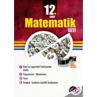 Yarı Çap Yayınları 12. Sınıf Matematik Seti