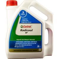 Castrol Radicool Sf 3 Litre Organik Kırmızı Konsantre Antifriz