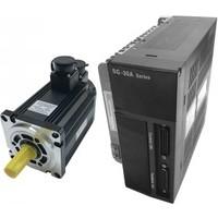Şahin Rulman Servo Motor Sürücü Set 1500 Watt  1.5 Kw Güç   110Sy-M05030 Sg-30A