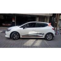Renault Clio 4 Yan Marşpiyel