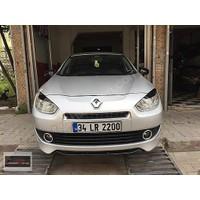 Renault Fluence Ön Ek - Tampon Eki