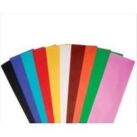 Puti-5466 Krapon Kağıdı 50X200 Cm Karışık Renk 10 Lu