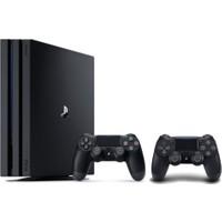 Sony Playstation 4 Pro 1 TB Oyun Konsol - Türkçe Menü (CUH-7216B) + 2. Kol