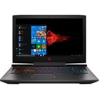 "HP Omen 17-AN109NT Intel Core i7 8750H 16GB 2TB + 256GB SSD GTX1050Ti Windows 10 Home 17.3"" FHD Taşınabilir Bilgisayar 5QU81EA"