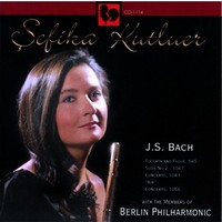 Şefika Kutluer J.S. Bach Berlin Philharmonic