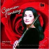 Şefika Kutluer Flute Carmen Fantasy
