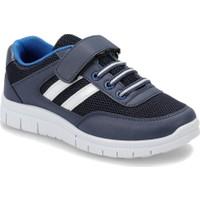 I Cool James Lacivert Beyaz Erkek Çocuk Sneaker Ayakkabı