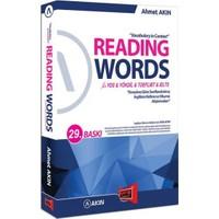 Akın Dil & Yargı Yayınevi Reading Words for YDS YÖKDİL TOEFL IBT IELTS