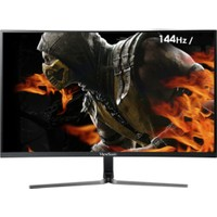 "ViewSonic VX2758-C-MH 27"" 144Hz 5ms (HDMI+Analog) FreeSync Full HD Curved VA Monitör"