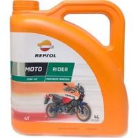 Repsol 10W - 40 4 Litre Motosiklet Motor Yağı (Üretim Yılı: 2018)
