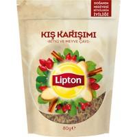 Lipton Dökme Bitki Çayı Kış Karışımı 80 gram