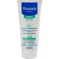 MUSTELA Stelatopia Emollient Cream 200 ml - Çok Kuru ve Atopik Ciltler İçin Yumuşatıcı Krem