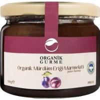 Organik Mürdüm Marmelatı - 350 gr