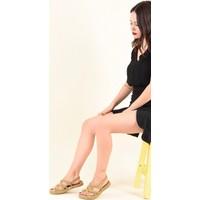 Fox Shoes Vizon Kadın Sandalet F470135104