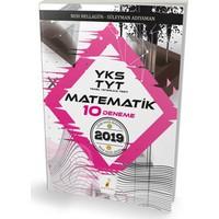 TYT Matematik Yeni Nesil 10 Deneme Pelikan Yayınevi