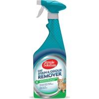 Simple Solution Kediler için Leke ve Koku Giderici Spray