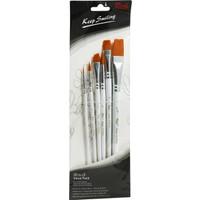 Rich Keep Smıle 6 Lı Fırça Seti 040