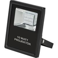 Foblight Led Projektör 10 Watt Siyah Kasa Yeşil Işık Smd Led
