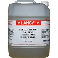 Lansy Bardak Yıkama Makinesi Deterjanı 5 kg
