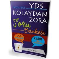 İngilizce YDS Kolaydan Zora Soru Bankası Pelikan