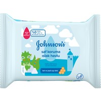 Johnson's Baby Islak Mendil Saf Koruma 25'li