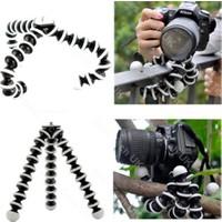 Techmaster Gorillapod Ahtapot Tripod Esnek SLR Kamera Sony Nikon Kanon Stand