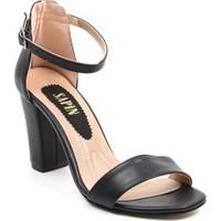 Sapin 23013 Kadın Topuklu Ayakkabı Siyah