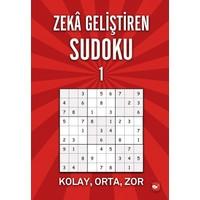 Zekâ Geliştiren Sudoku1 Kolayortazor - Ramazan Oktay
