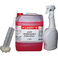 Lansy Jant Temizleyici 5 kg+Uygulama Spreyi + Fırçası