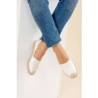 Fox Shoes Beyaz Kadın Ayakkabı D280250014