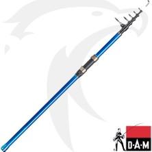 D.A.M. Steelpower Blue 360Cm 100-250Gr Telesurf Olta Kamışı