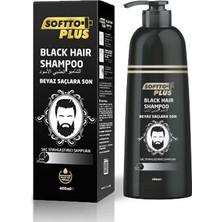 Softto Plus Black Hair Shampoo 350 ml