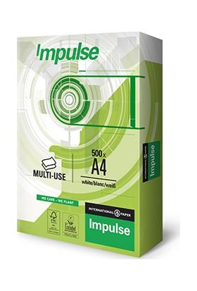 Impulse Fotokopi Kağıdı Multi Use Premium 500 Lü A4 80 Gr Beyaz