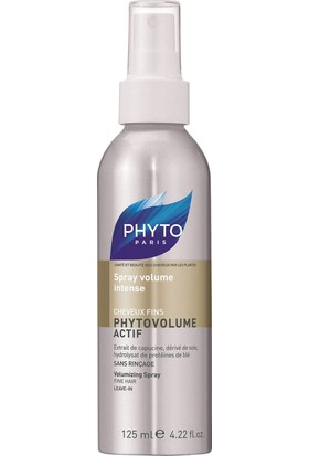 Phyto Phytovolume Actif Spray İnce Telli Saçlar İçin Hacim Kazandıran Sprey