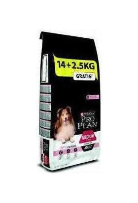 Pro Plan Somon Balıklı Köpek Maması 14 kg + 2,5 kg