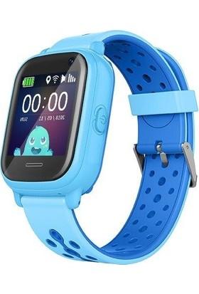 Sentar V82S GPS Akıllı Çocuk Saati - Mavi