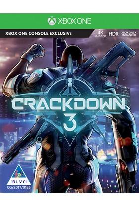 Microsoft Xbox One Crackdown3-X1