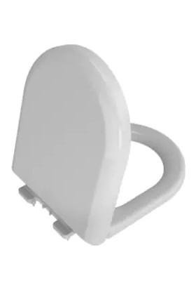 VitrA Eko Ses - Yok Klozet Kapak Yavaş Kapanır Model 2 YUVARLAK FORM