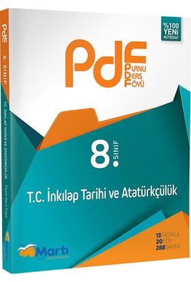 Martı 8. Sınıf T.C. İnkılap Tarihi ve Atatürkçülük Pdf