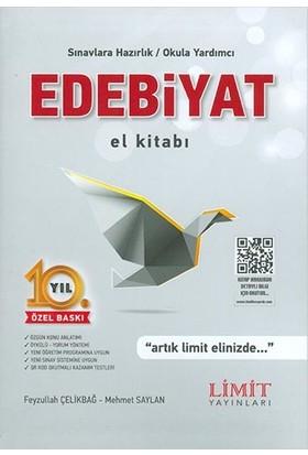 Limit Yayınları Ayt Edebiyat El Kitabı