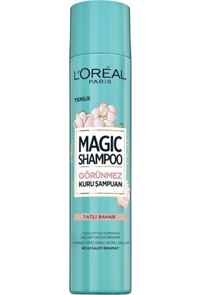 L'Oreal Paris Magic Shampoo 200 ml Sweet Fusion