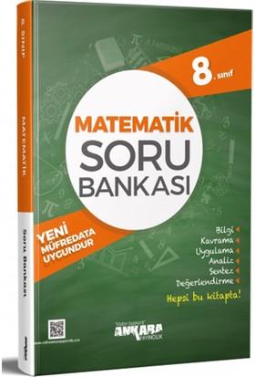 Ankara Yayıncılık 8. Sınıf Matematik Soru Bankası