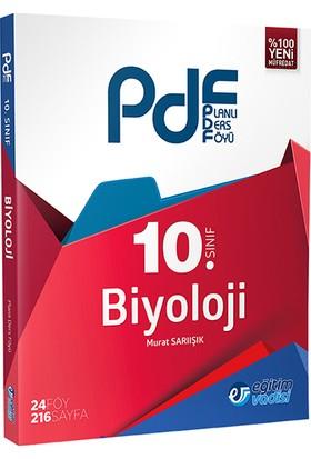 Eğitim Vadisi Yayınları 10. Sınıf Biyoloji Planlı Ders Föyü (PDF)