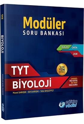 Eğitim Vadisi Yayınları TYT Biyoloji Modüler Soru Bankası