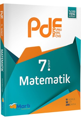 Martı 7. Sınıf Matematik Pdf